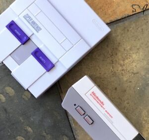 Super Nintendo Mod: Add Games To SNES/NES Mini