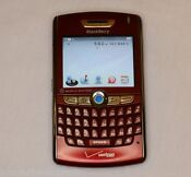 Blackberry 8830 World Edition Red