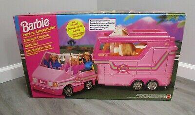 Horse Trailer 1993 BARBIE Mattel NEW Sealed Vintage RARE