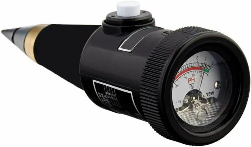 Professional Sensor PH Meter Gardening Kit Tester Analyzer Gardens Planters US