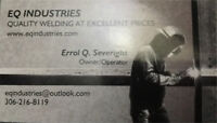 Quality Welding at Excellent Prices