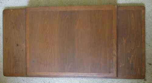 Antique 1880s DOMESTIC SEWING Treadle Machine Oak Veneer Top Surface restore