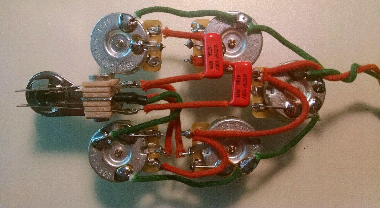 Gretsch Electromatic Corvettebrand New G5135cvt Fender Lead Ii Wiring Diagram Corvette