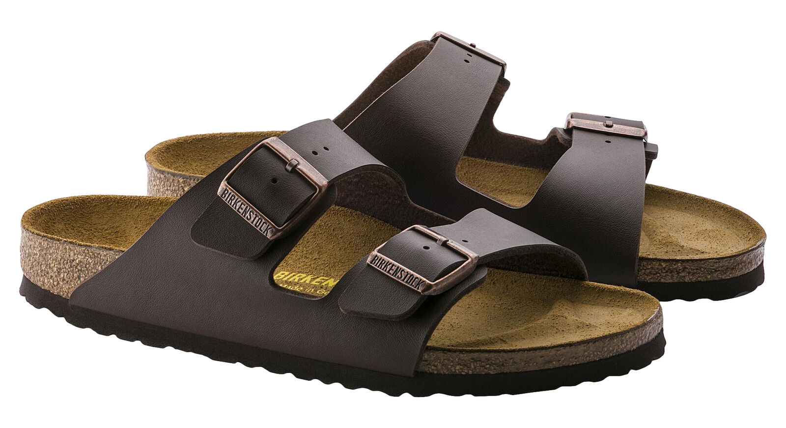 56e757a15ab Birkenstock Arizona Double Strap Men s Sandals - Size 8 D(M) US