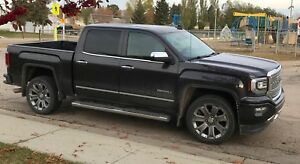 2016 Denali Extended cab