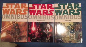 Star Wars and Aliens Omnibus and TPB for sale