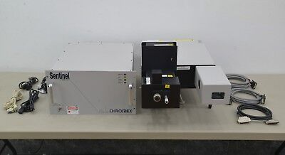 Chromex Raman 2000 Spectrometer W Andor Dv420-0e Db420-09 Ccd Sentinel 2530