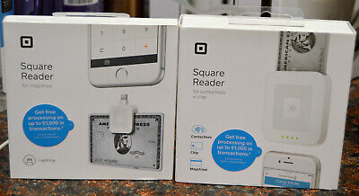 Square Contactless Chip Reader Magstripe