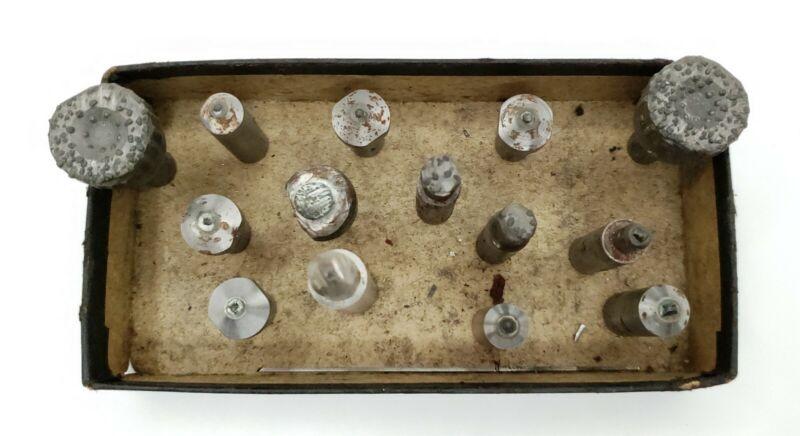 Grinding Wheel Dresser Diamond Used Lot Qty (14)