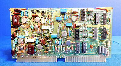 Agilent Hp Keysight 85662-60026 A3a3 Spectrum Analyzer Display Board Assembly