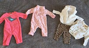 Carter's Newborn Jumpsuits