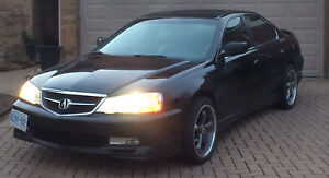 2002 Acura TL type s low Kms