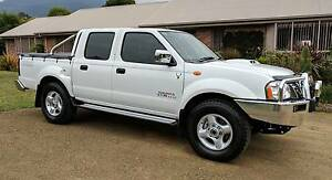 For Sale - 2012 Nissan Navara Ute Grove Huon Valley Preview