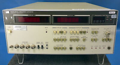 HP Yokogawa 4275A Multi-Frequency LCR Meter w Opt 001