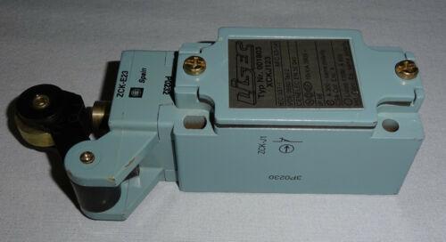 Lisec 001803 Limit Switch XCKJ123 NEW