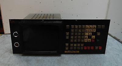 Matsuura 6M, Fanuc CRT/MDI Unit, A02B-0051-C032, A61L-0001-0072, USED, WARRANTY