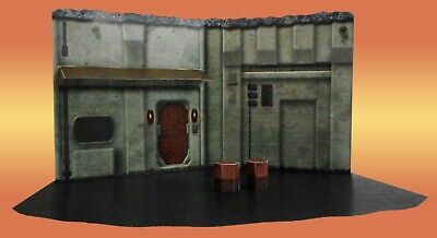 Mandalorian Nevarro Streets Playset 3.75 Star Wars Hasbro Ke