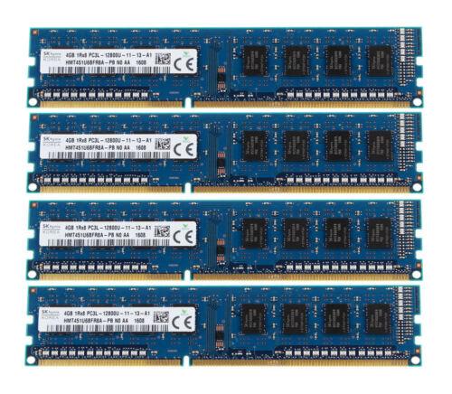 Crucial 8GB 2RX8 PC3-12800U DDR3 1600MHz 240pin 1.5V DIMM RAM Desktop Memory