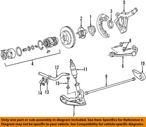 For 2001 2002 2003 2004 2005 Ford Explorer Sport Trac 2 Front Suspension Shocks