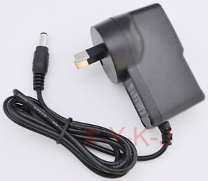 AC 100V-240V Adapter DC 6V 500mA AU Switching Power Supply 0.5A 5.5mm x 2.1mm