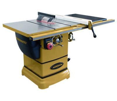 Powermatic 1791000k Pm1000 1-34 Hp 1ph Table Saw W 30 Accu-fence System