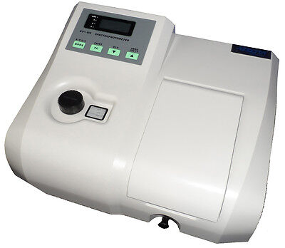 Azzota Sm1000 5nm Uv-vis Spectrophotometer Wavelength Range 195-1020 Nm
