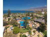 H10 Los Palmeras Bed and Breakfast 7 Nights Double Room - Playa de las Américas, Tenerife*ANY DATES*