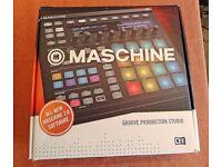 Native Instruments Maschine Mk II Groove Production MK2 + Komplete Selection