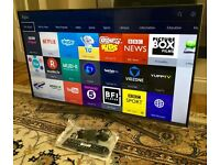 48in SAMSUNG SMART LED TV - FULL HD - WIFI - FREEVIEW HD -400hz- WARRANTY