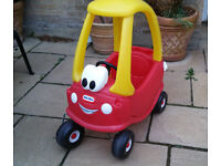 Little Tikes Cozy Coupe Ride-on Children's toy car