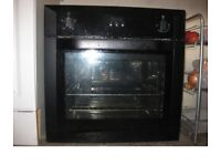 Belling electric oven; little used, replaced by a double oven