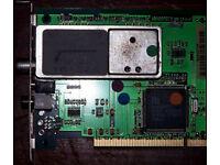 MM100PCTV TV/Video Capture PCI Card - Guaranteed - Excellent Condition