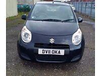 2011 Suzuki Alto 1.0 SZ4 - 12 Month MOT - £20/year Tax.