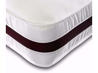 1500 pocket sprung 3d Airflow 5ft kingsize mattress. Very comfy and luxurious. Free delivery
