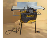 Planer Thicknesser Dewalt 27300