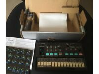 Korg Volca FM - FM synthesizer & sequencer with box & manuals