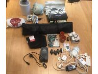 Hydroponic/ indoor plant grow kit & equipment