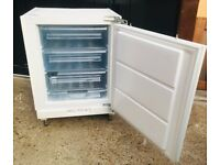 **AEG**INTEGRATED UNDERCOUNTER FREEZER**A RATED**FULLY WORKING**COLLECT\DELIVER**NO OFFERS**