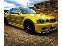 BMW m3 coupe 3 series SMG Phoenix yellow modified ... M3 m4 m5 m6... Audi vw mercedes