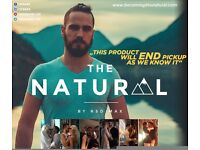 The Natural by RSD Max Platinium Edition( RRP £720) Become The Guy Women Obsess Over