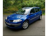 Renault megane dynamica DCI only one previous owner!