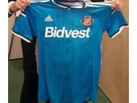 Sunderland Shirt signed by 2014/15 squad
