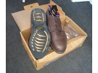 Reebok Dura Trac golf Shoes - New 8 1/2w