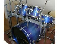 Pearl Masters Custom MMX maple drums