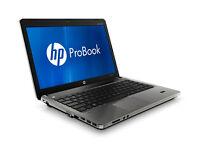 2012 HP PROBOOK/AMD DUAL-CORE/4GB RAM/2GB GRAPHICS/500GB HD/DVD-RW/WI-FI/BT/HDMI/CAMERA/15.6 DISPLAY