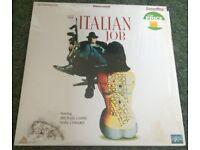 The Italian Job 1969 WS LASERDISC LD NTSC Caine, Coward