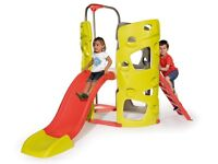 Weekend Price!!! Smoby Climbing Tower with Slide - RRP £299.99