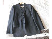 M&S Blazer / Jacket – 44in 112cm – Black or Charcoal
