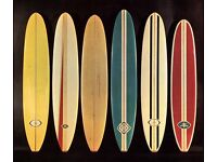 Wanted Longboard surfboard surf board vintage or new