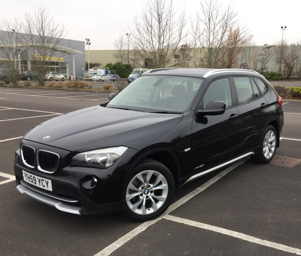 BMW X1 XDRIVE 20D SE (full service)
